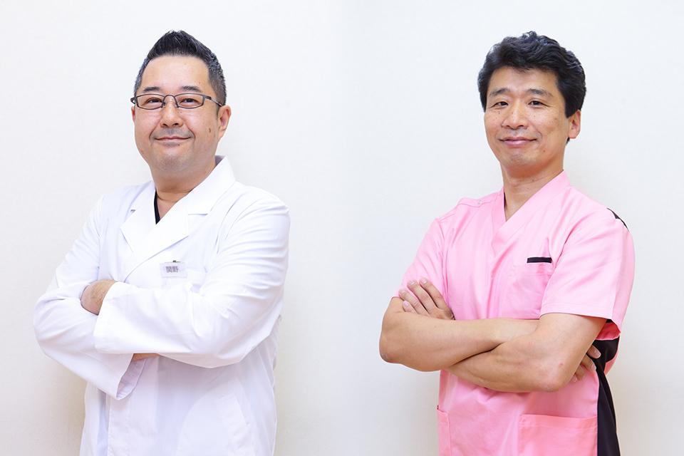 せきのはりきゅう接骨院の治療家
