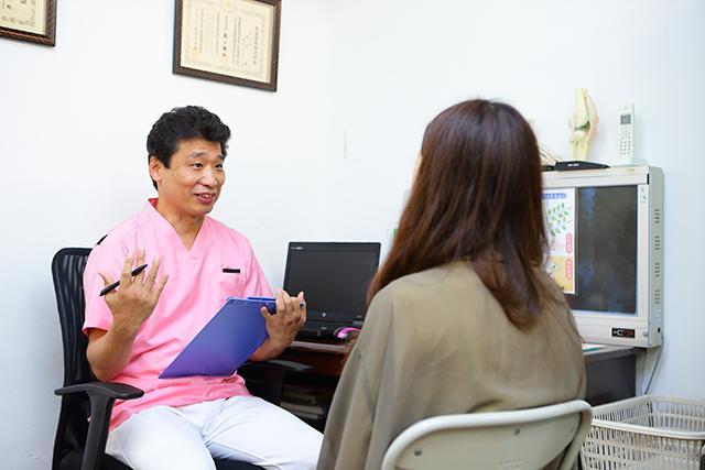せきのはりきゅう接骨院治療方針