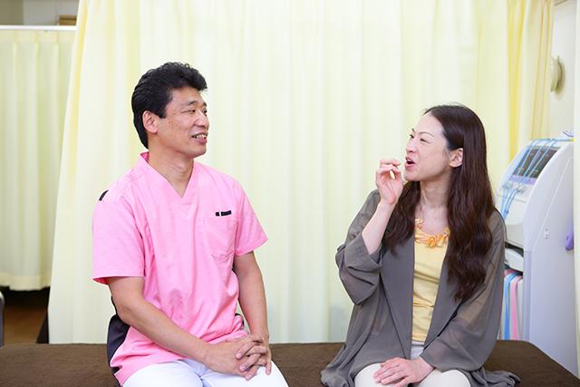 せきのはりきゅう接骨院の鍼灸治療